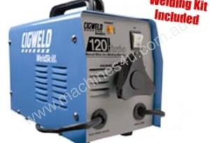 ARC WELDER - WELDSKILL - 10 AMP - 120 TURBO