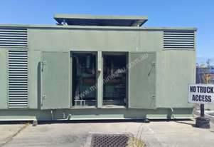750kVA Commercial/ Industrial Enclosed Generator