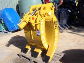 Hydraulic Grab Grapple 20 Ton NEW - picture1' - Click to enlarge