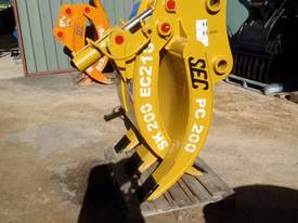 Hydraulic Grab Grapple 20 Ton NEW - picture2' - Click to enlarge