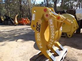 Hydraulic Grab Grapple 20 Ton NEW - picture6' - Click to enlarge