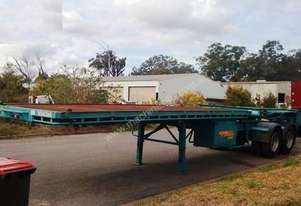 Krueger 1992   Flat Top-Trailer
