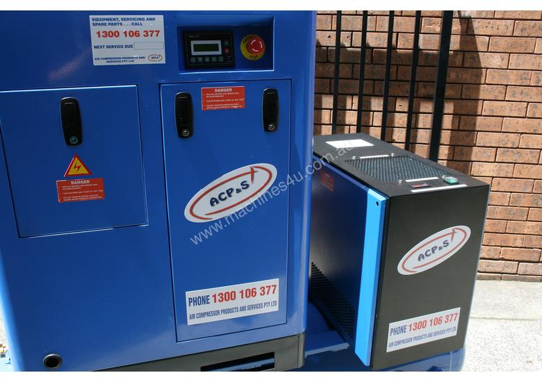 rotary screw air compressor for sale. sale - 10hp 7.5kw rotary screw air compressor pack for c
