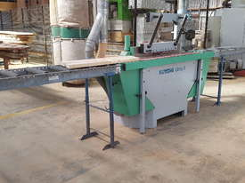 KUNDIG UNIQ S edgesander - picture11' - Click to enlarge
