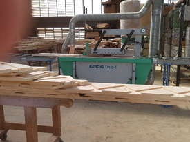 KUNDIG UNIQ S edgesander - picture13' - Click to enlarge