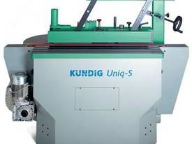 KUNDIG UNIQ S edgesander - picture3' - Click to enlarge