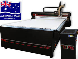 Tekcel Enduro CNC Flat bed Router, Australian Made