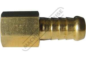 Female Tails - Twin Pack Air Fittings 3/8