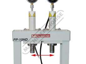 PP-10HD Workshop Hydraulic Press - Bench 10 Tonne Sliding Cylinder Ram - picture3' - Click to enlarge