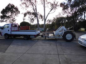 5ton cable drum trailer , self loader - picture2' - Click to enlarge