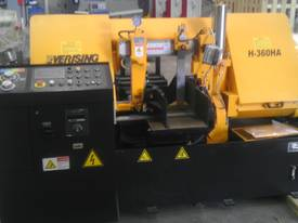 EVERISING H-360HA NC COLUMN TYPE AUTO BAND SAW - picture10' - Click to enlarge