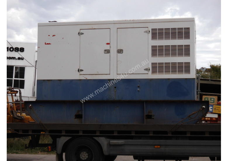 200kva perkins powered , stanford alt