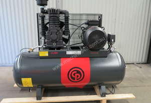 CHICAGO PNEUMATIC 2 STAGE PISTON AIR COMPRESSOR