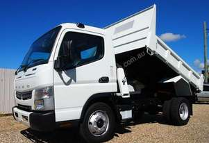 2014 FUSO CANTER 715 Wide Cab Factory Tipper