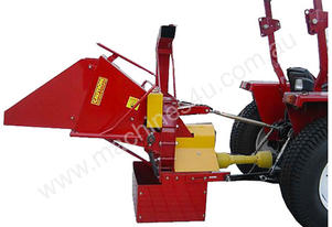 WOOD CHIPPER SHREDDER 150MM PTO DRIVE
