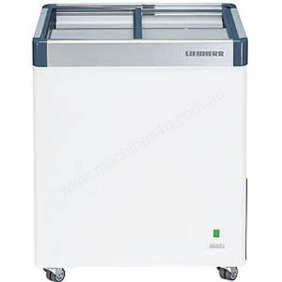 Liebherr EFE1102 Flat Glass Chest Freezer 108 Litres