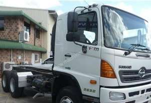 Hino 2009   FM 2632 Cab Chassis