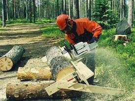 LOGOSOL TIMBERJIG - Chainsaw Mill - picture8' - Click to enlarge