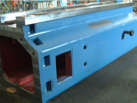 BP-160/180 Horizontal CNC Floor Borer - picture13' - Click to enlarge