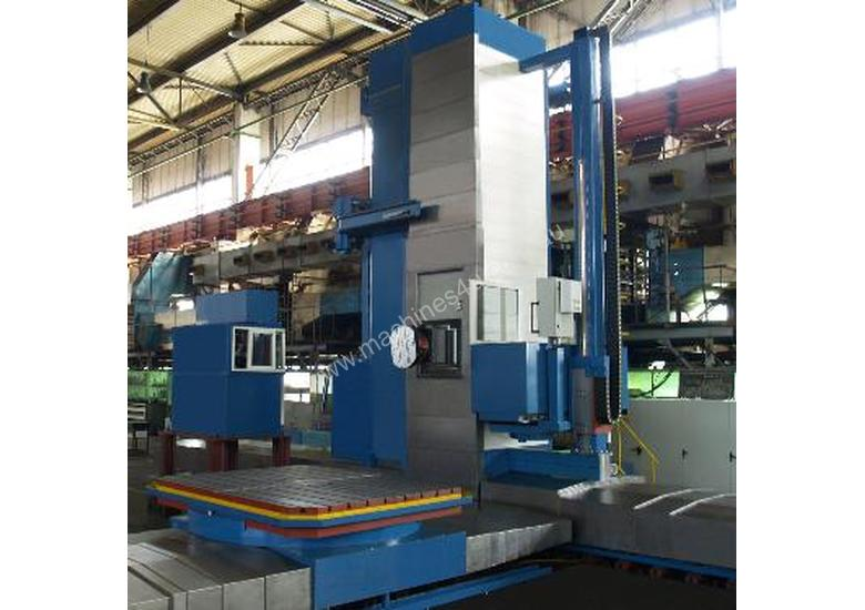 BP-160/180 Horizontal CNC Floor Borer