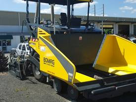 Bomag BF600P - Pavers ex QLD