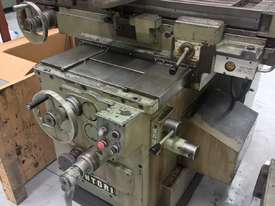 OHTORI ME-2 bed type milling machine - picture4' - Click to enlarge