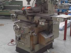OHTORI ME-2 bed type milling machine - picture0' - Click to enlarge