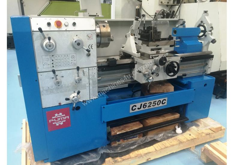 PUMA PRECISION CENTRE LATHES CJ6250 - 1000 BTC