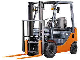 1.5 - 1.8 Tonne 8-Series Cushion Tyre Forklift - picture0' - Click to enlarge