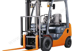 1.5 - 1.8 Tonne 8-Series Cushion Tyre Forklift