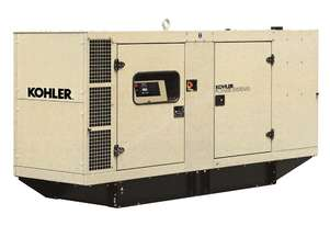 Kohler KD165IV 165KVA Standby Power 3 Phase Diesel Generator with a John Deere Engine