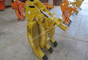 Brand New SEC 12ton Hydraulic Grapple ZX120/ZX135