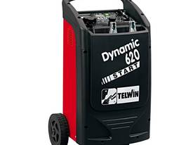 Telwin Dynamic 620 90amp Battery Charger 12&24V (T
