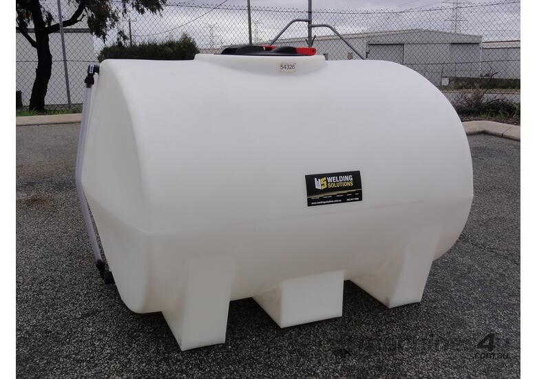 WATER CARTAGE TANK POLY 1000 LITRES- IN STOCK
