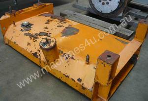 MACHINERY SKID BASE FUEL TANK/100LITRES