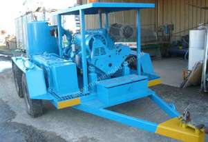 DEUTZ / CHESTERTON TRAILER MOUNTED DEWATERING PUMP