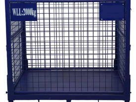 Heavy Duty Stillage Cage - picture3' - Click to enlarge