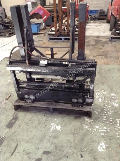 Twin Pallet Handler For Hire 150/pw For Sale $2999