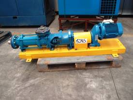 Helical Rotor Pump - In: 75mm Out: 75mm. - picture0' - Click to enlarge