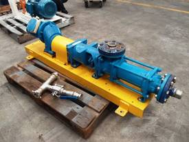 Helical Rotor Pump - In: 75mm Out: 75mm. - picture1' - Click to enlarge