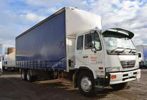 NISSAN 14 PALLET CURTAINSIDER - *Rent-to-Own $848p