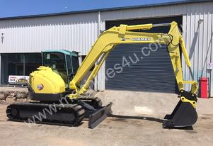 YANMAR 8 Tonne Excavator for sale - GET IN QUICK!