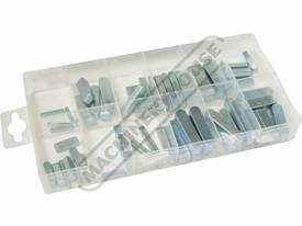 Imperial (SAE) Key Steel Assortment 60 Piece