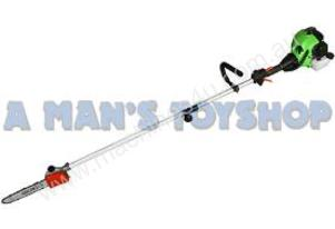 POLE CHAINSAW 33CC 254MM BLADE 8000RPM