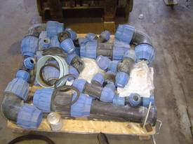 POLY PIPE FITTINGS IPLEX