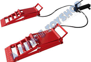 HYDRAULIC MINI CAR RAMP LIFT 1360KG