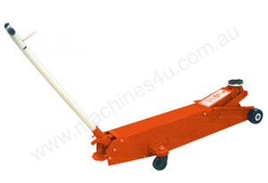 FLOOR JACK 20 TON ON WHEELS LONG FRAME