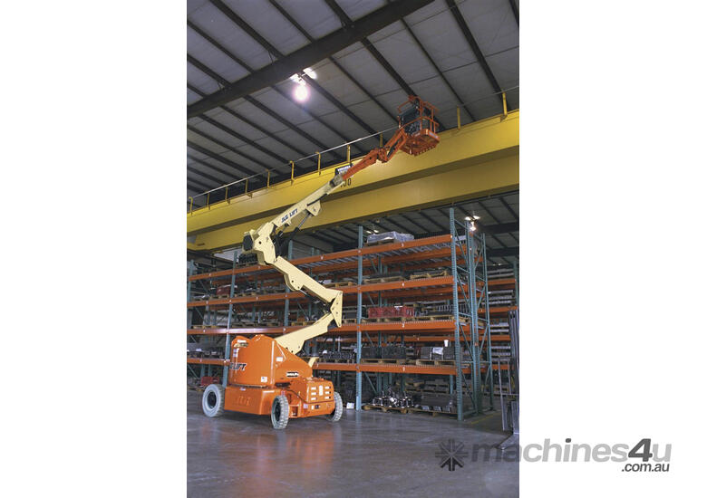 JLG E400AJPN Electric Boom Lift
