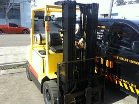 Used Hyster LPG forklift H2.50DX - picture2' - Click to enlarge