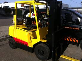 Used Hyster LPG forklift H2.50DX - picture1' - Click to enlarge